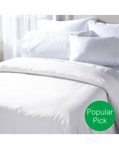 Elegance Allergy White Comforter Covers