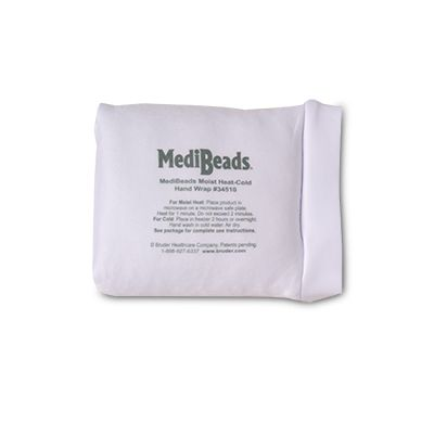 MediBeads Moist Heat Therapy-Hand Wrap