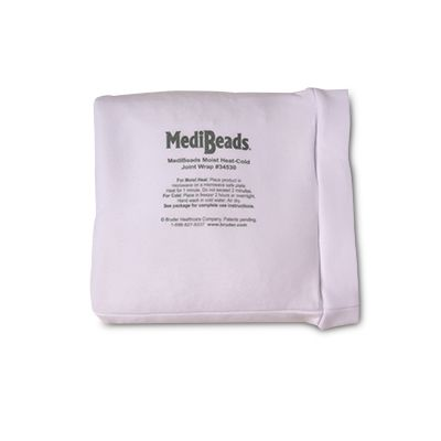 MediBeads Moist Heat Therapy Joint Wrap