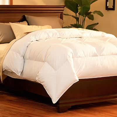 Luxury Down Comforters