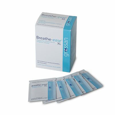 Breathe-Ease XL Saline Powder Packets