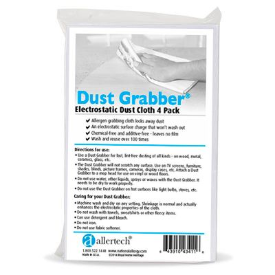 AllerTech® Dust Grabber Dusting Cloth