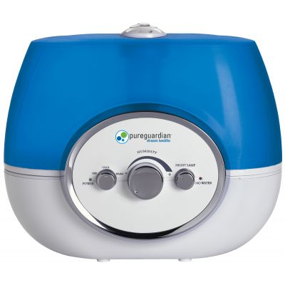 PureGuardian H1510 Ultrasonic Warm and Cool Mist  Humidifier