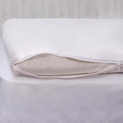 All-Cotton Allergy Mattress Topper Cover